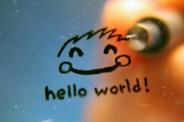 Hallo Welt!