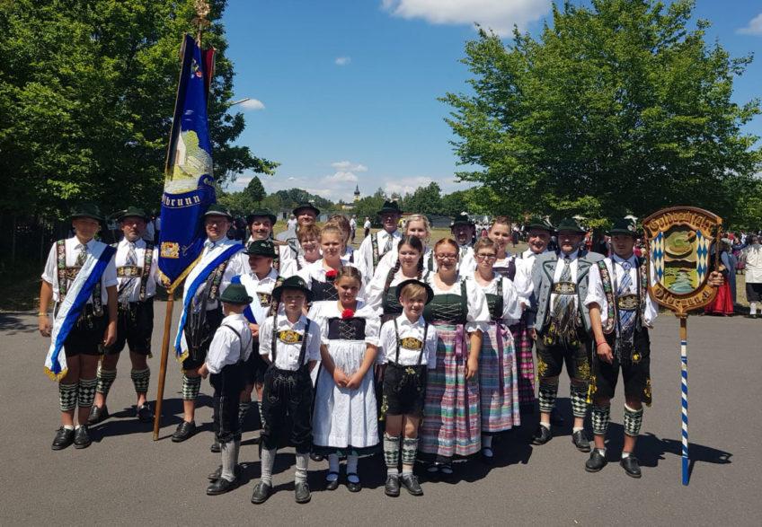 Besuch des Nordgautags in Wiesau